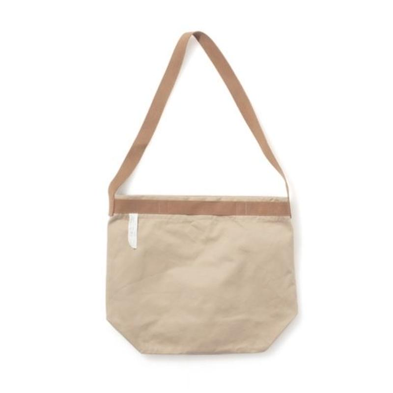 "SANDINISTA ""Chino Daily Shoulder Bag / サンディニスタ ""チノショルダーバッグ"" (ベージュ)"