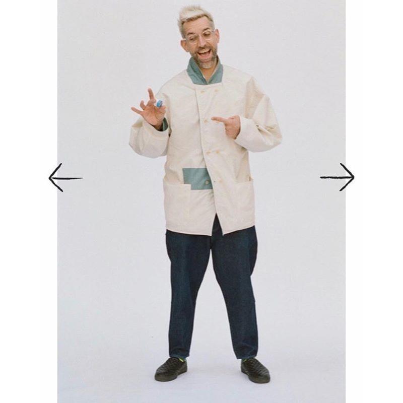 """■お問い合わせ商品■ gourmet  jeans """" reversible jacket"""""""