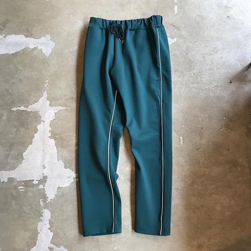 """Sandinista """"Truck Reflector Pants"""" / サンディニスタ """"リフレクタートラックパンツ"""" (グリーン)"""
