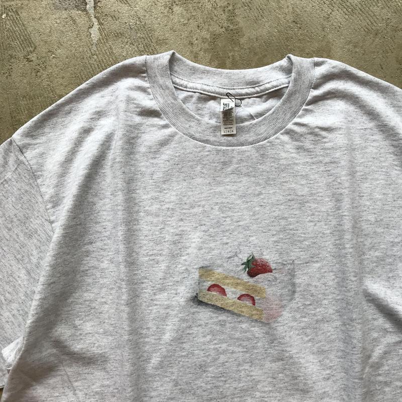 """■お問い合わせ商品■ gourmet  jeans """"グルメな美食Tee""""(ケーキ)"""