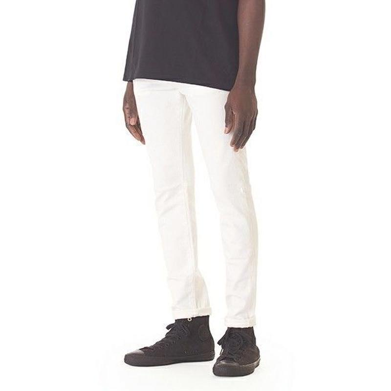 "Sandinista ""B.C. White Stretch Denim Pants - Skinny"" (ホワイト)"