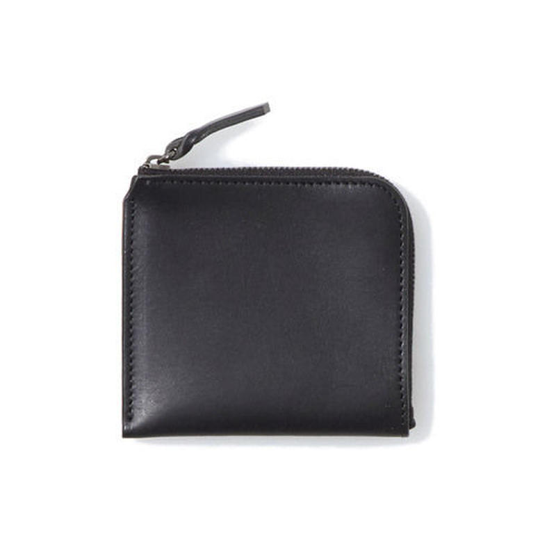 "SANDINISTA ""Superior Leather Compact Wallet"" (ブラック)"