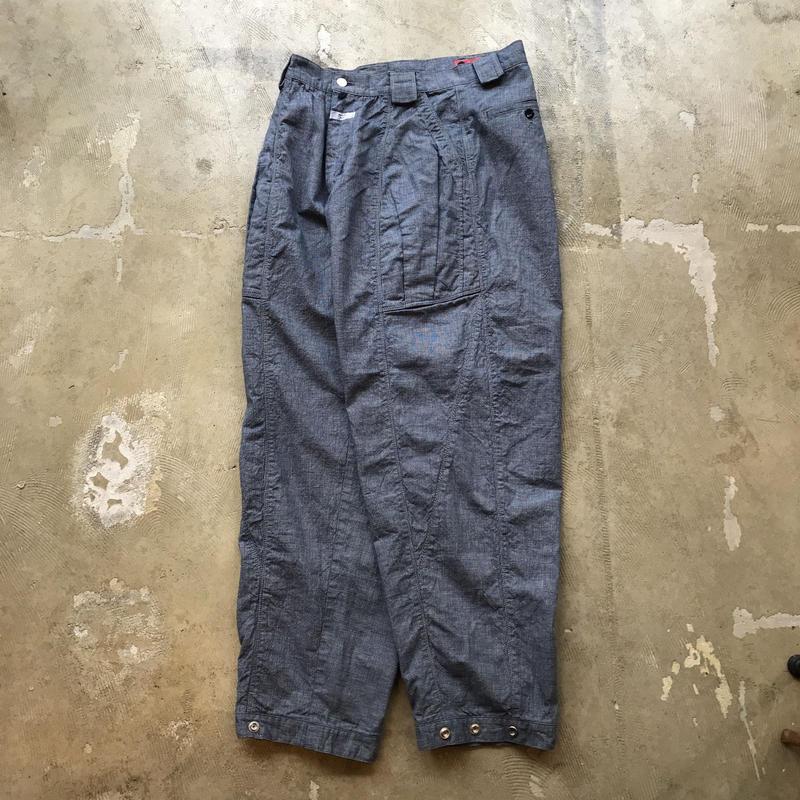 """■お問い合わせ商品■ gourmet  jeans """"snap bush"""" (ピンチェック)"""