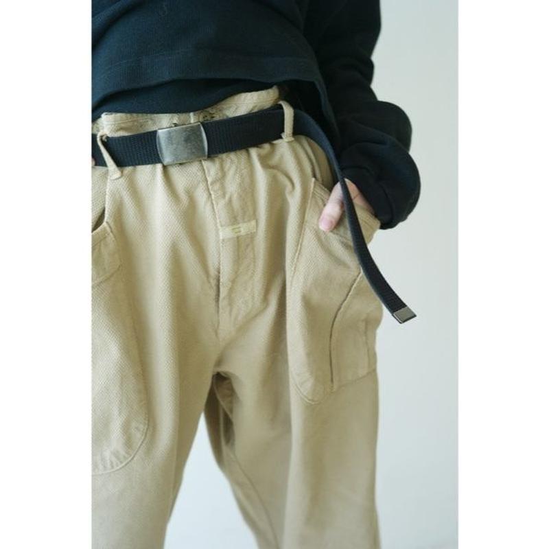"""■お問い合わせ商品■ gourmet  jeans """"グルメハンティング"""" (サファリ)"""