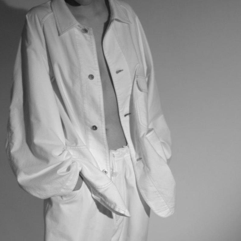 """■お問い合わせ商品■ gourmet  jeans """"かばーおーる"""" (ホワイト)"""