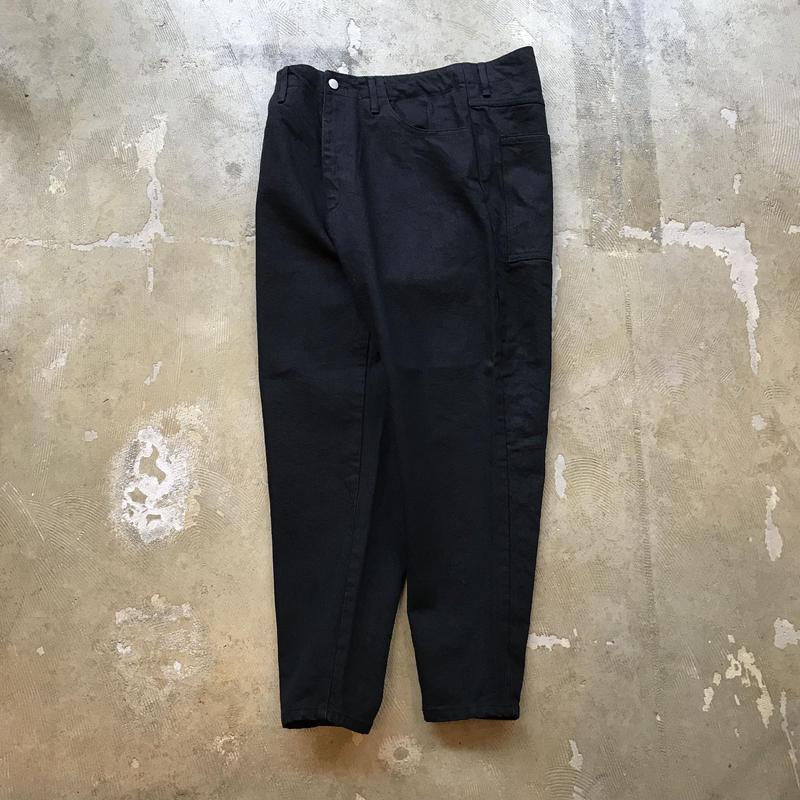 """■お問い合わせ商品■ gourmet  jeans """"type3 LEAN"""" (ブラック)"""