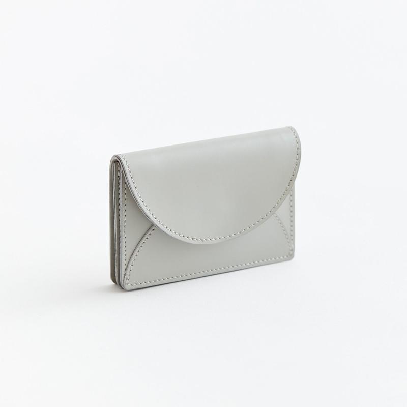 "irose ""fold mini wallet""  / イロセ ""フォルドミニウォレット""(グレー)"