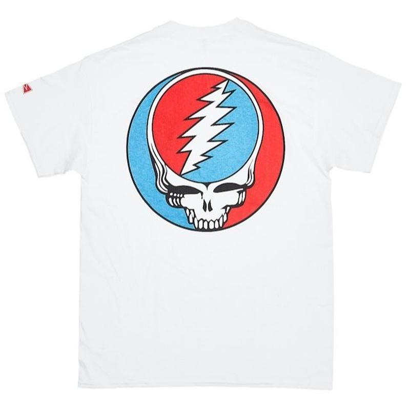 "VOTE MAKE NEW CLOTHES ""GRATEFUL DEAD S/S TEE"" (ホワイト)"