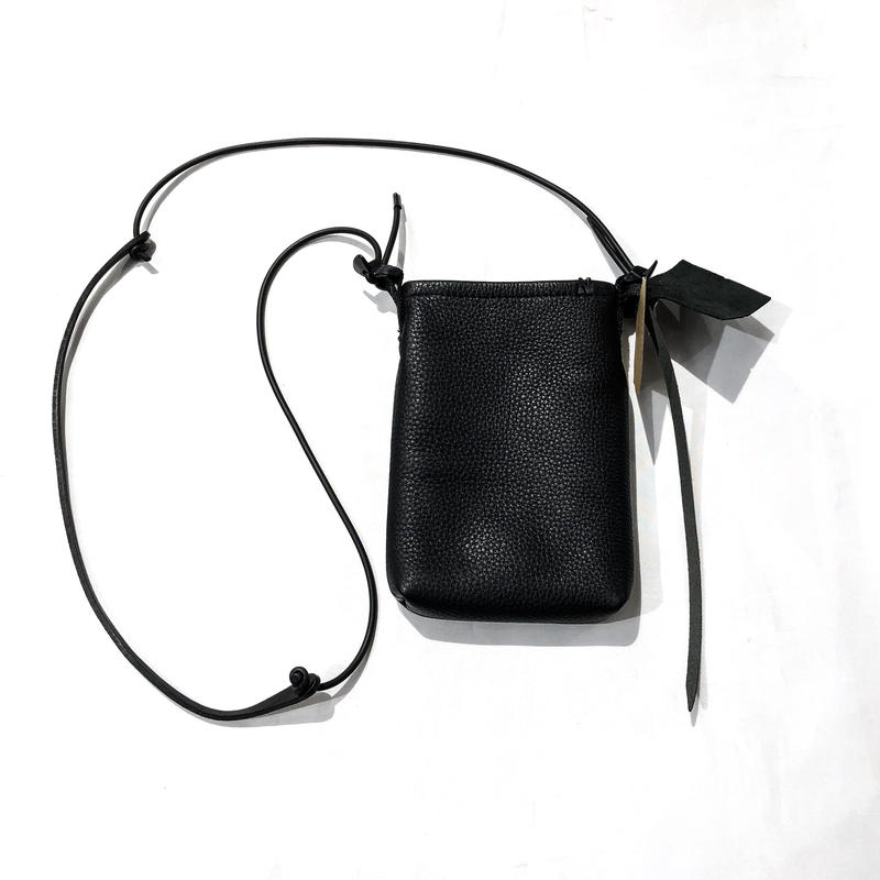 NL LEI  leather pouch