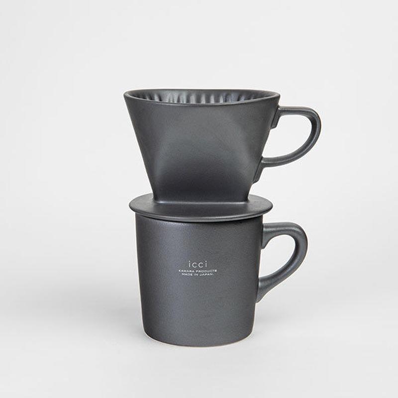 kawara dripper set / 瓦のドリッパーセット - L