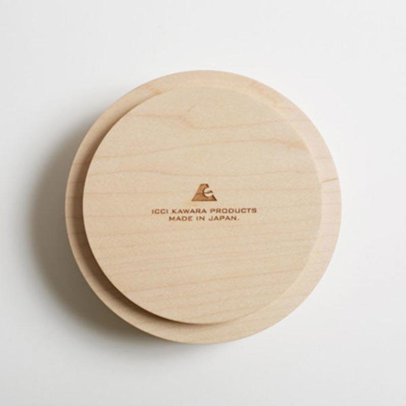 bowl cap / 瓦ボウルのふた(ファット)