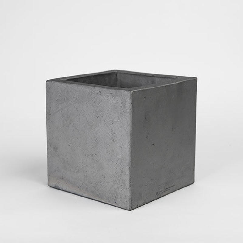 kawara dried flower vase (square) / 瓦のドライフラワーベース