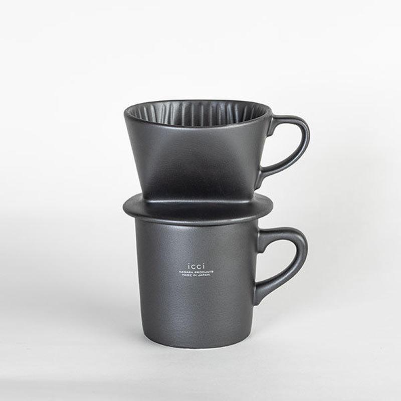 kawara dripper set / 瓦のドリッパーセット - M