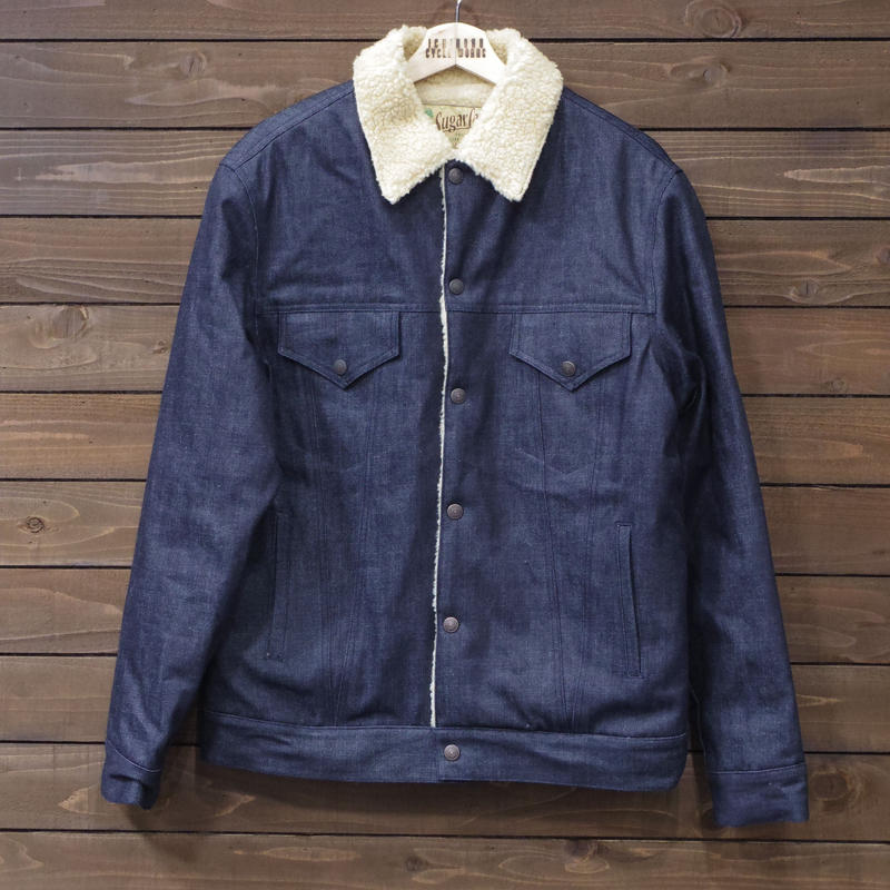 シュガーケーン DENIM SHORT RANCH JACKET  SC13665