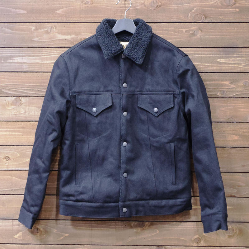 シュガーケーン DENIM SHORT RANCH JACKET  SC13655