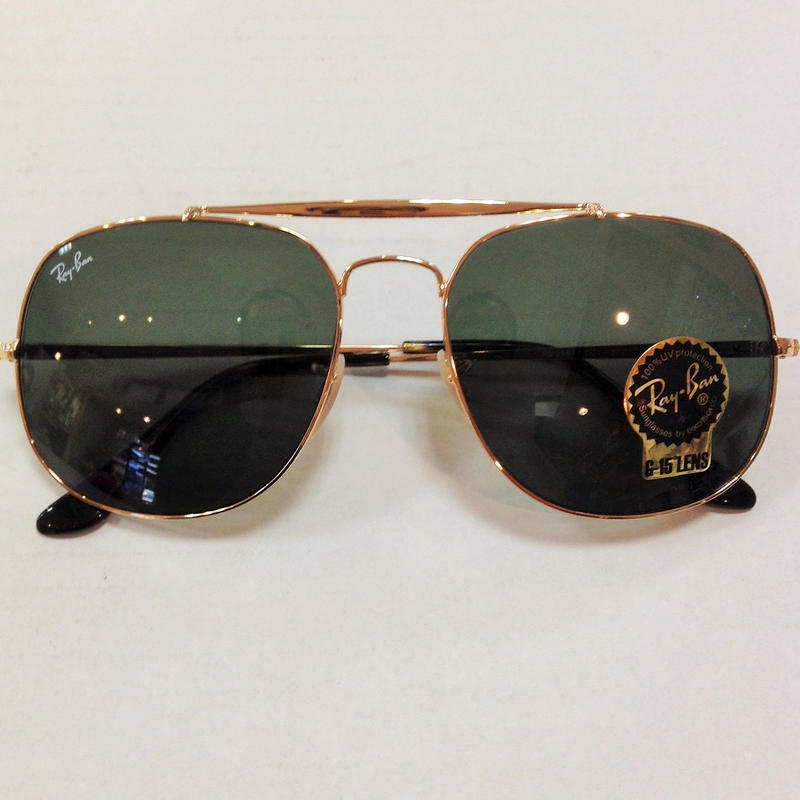 RAYBAN RB3561 001 THE GENERAL