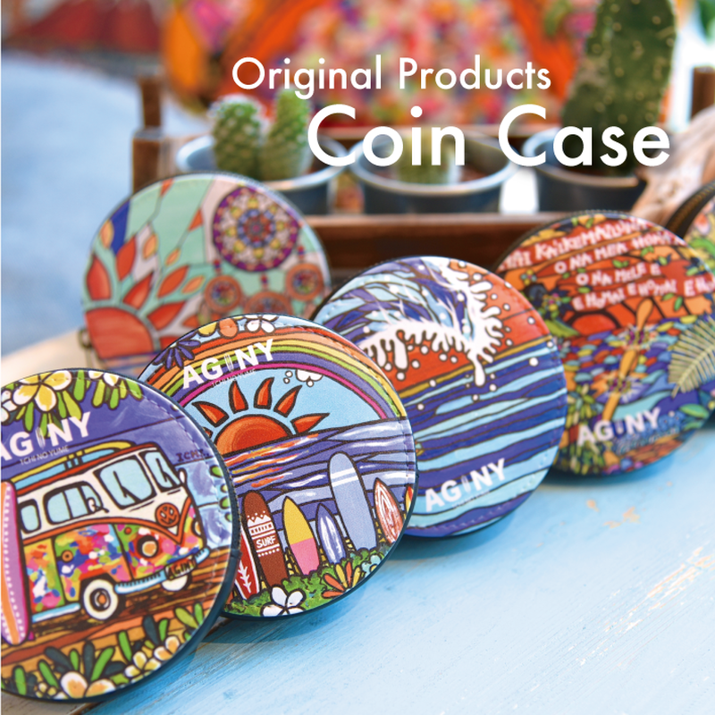 Orginal Coin Case 6 Design