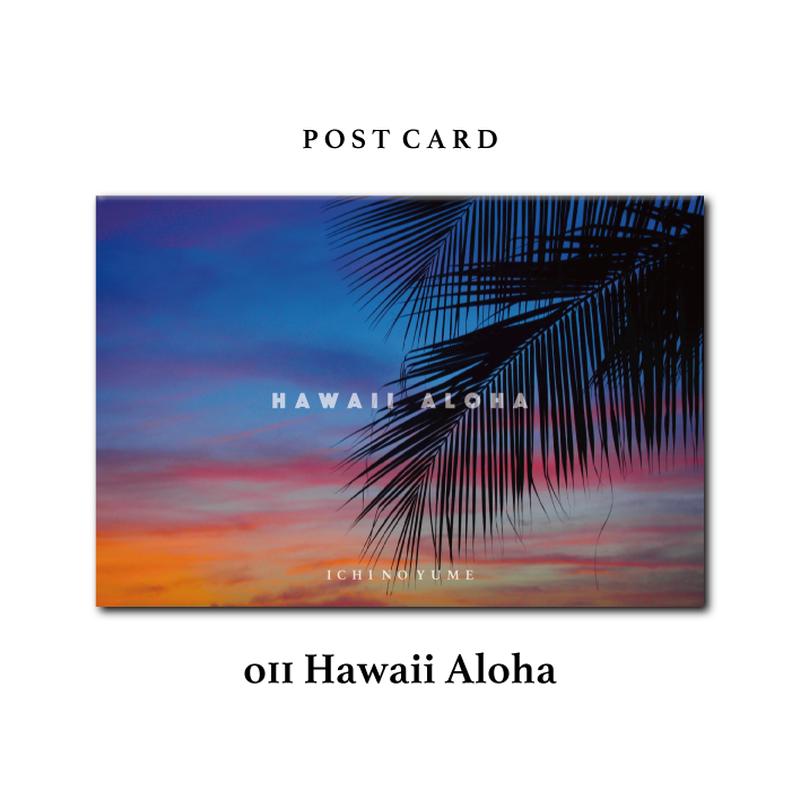 オリジナル  Photograph ポストカード  5枚セット  Hawaii