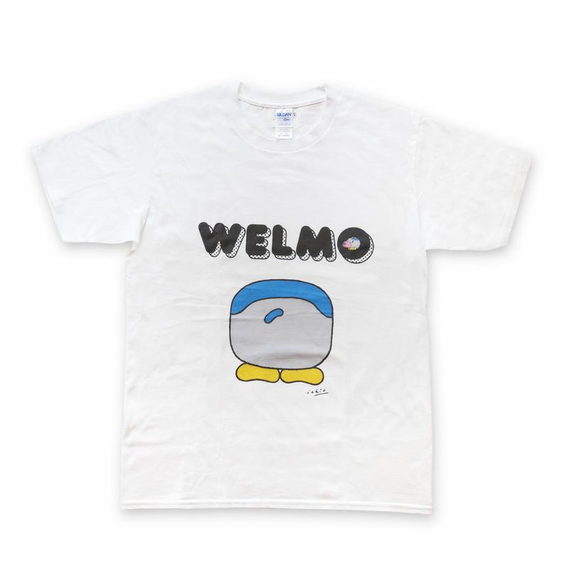 ウェルモ Tシャツ第2弾(後ろ姿)
