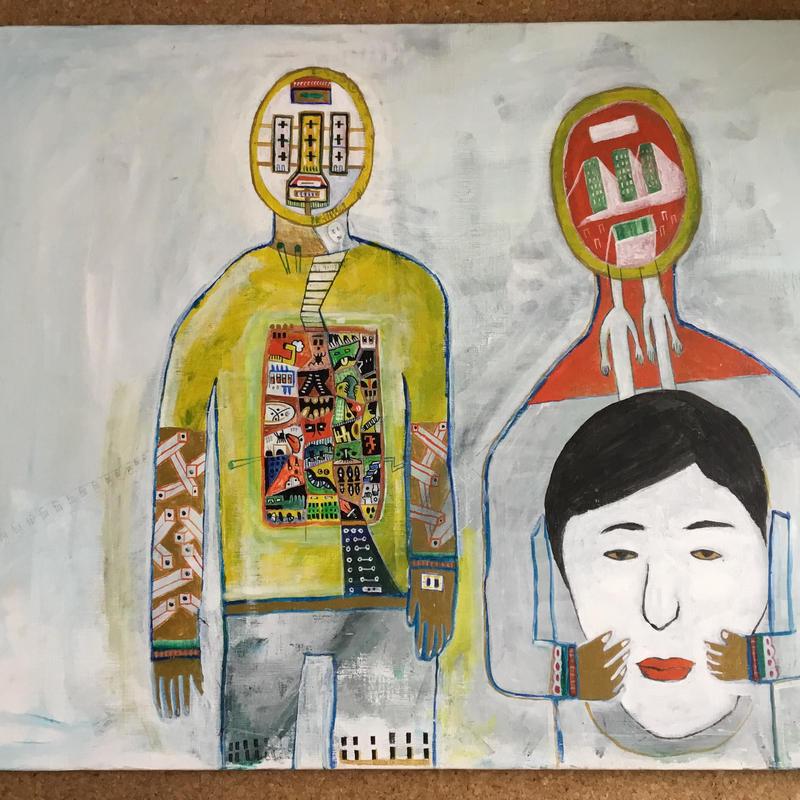 絵画4(無題)