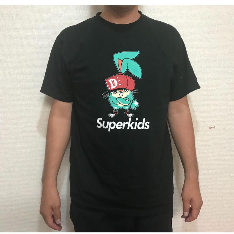 スーパーキッズラピスターTシャツ