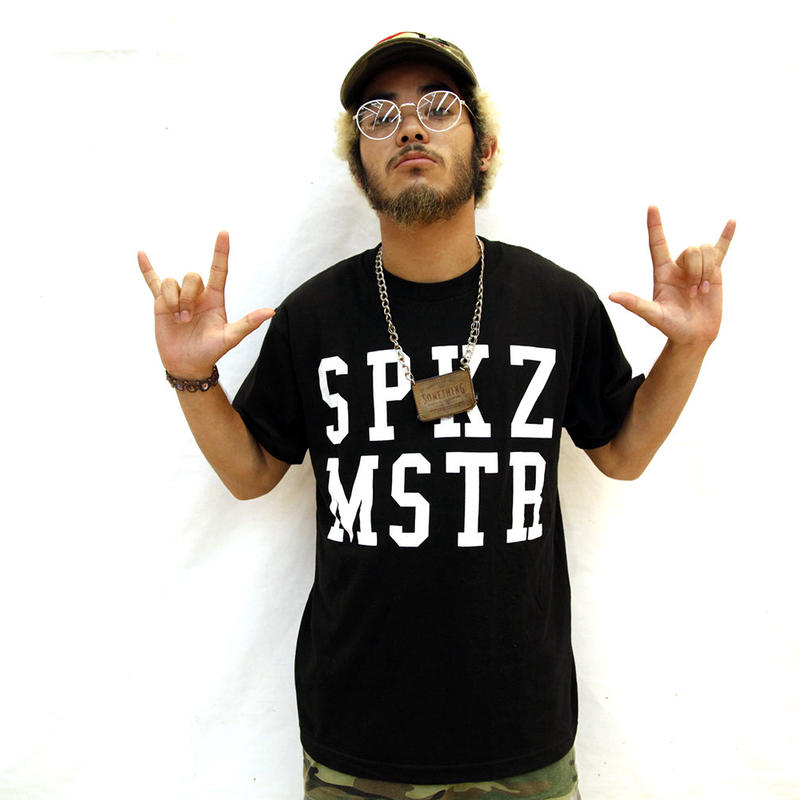 MASTER×スーパーキッズコラボTシャツ