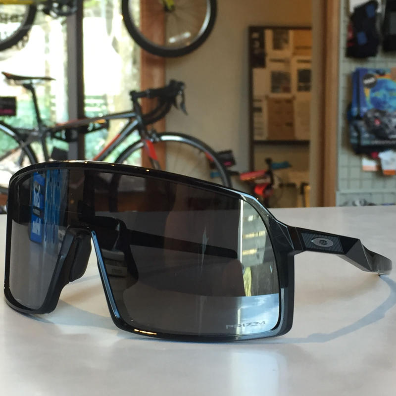 OAKLEY SUTRO POLISHED BLACK