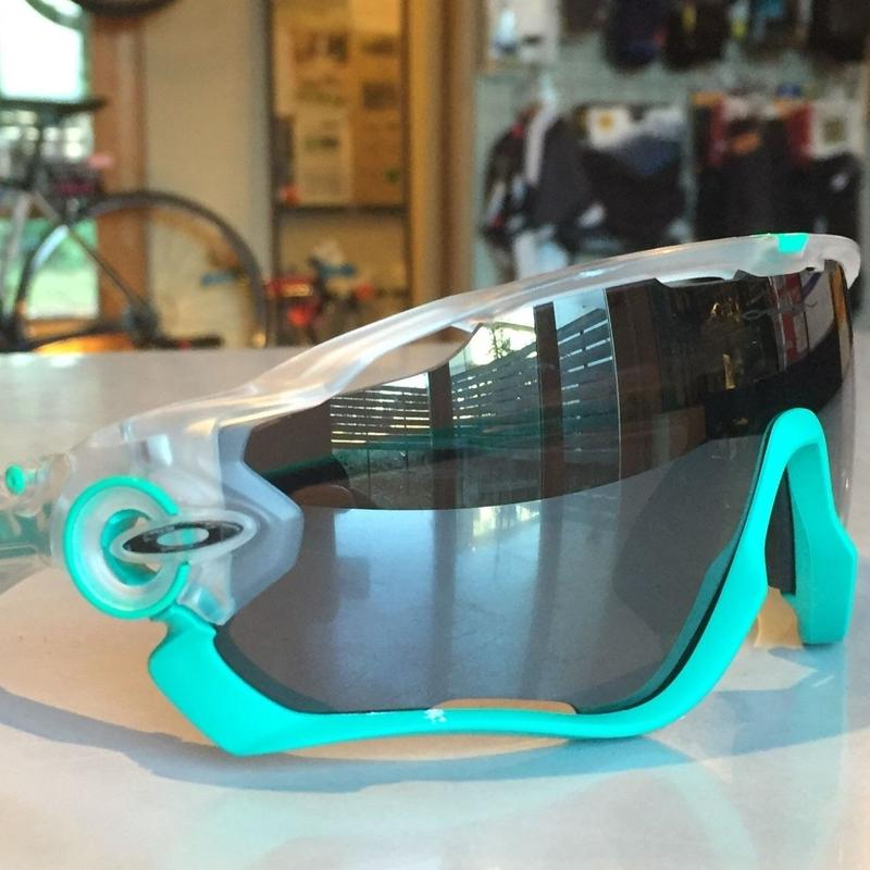 OAKLEY JAWBREAKER 【CRSTAL POP COLLECTION】