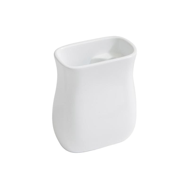 流せるトイレブラシ収納スタンド SB pot ホワイト