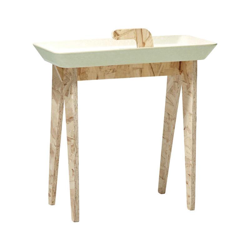 サイドテーブル Tiny Walk エクリュ
