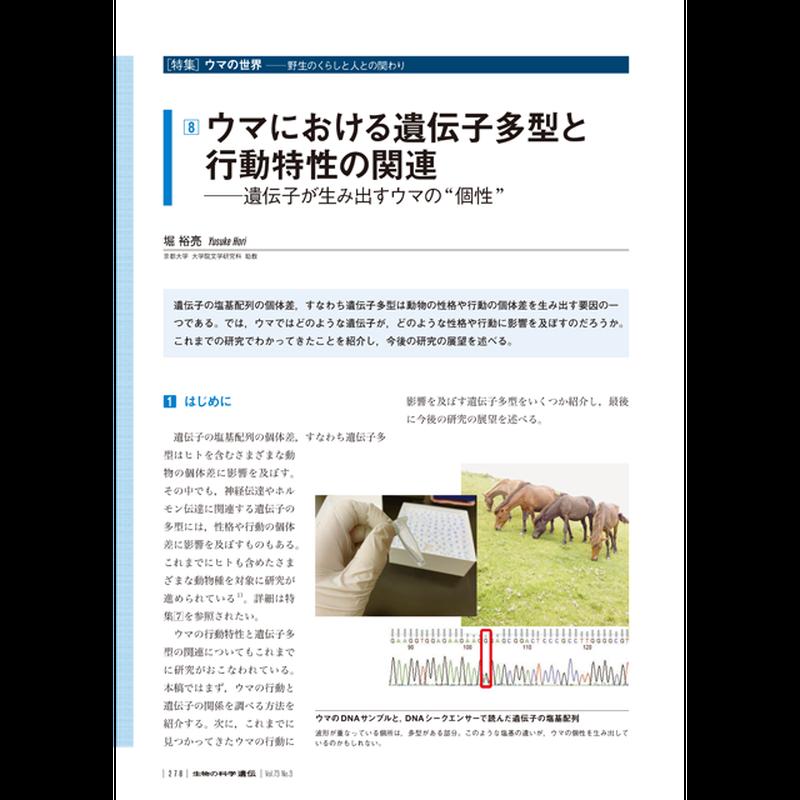 2019年5月発行号/特集/堀 裕亮 氏