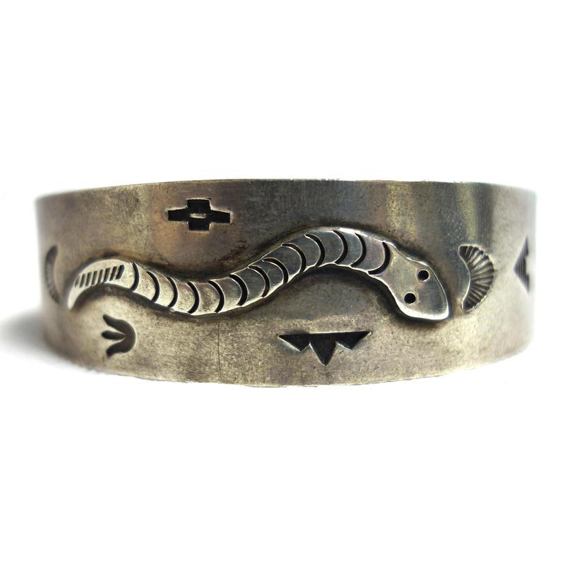 Snake Silver  Bracelet