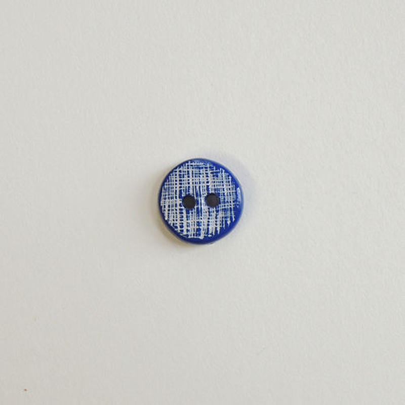 チェック柄ボタン 12mm (JB75604 ネイビー)