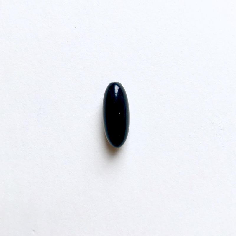 ジャパンヴィンテージ・ビーズパック(JVB035 ブラック)【20個セット】