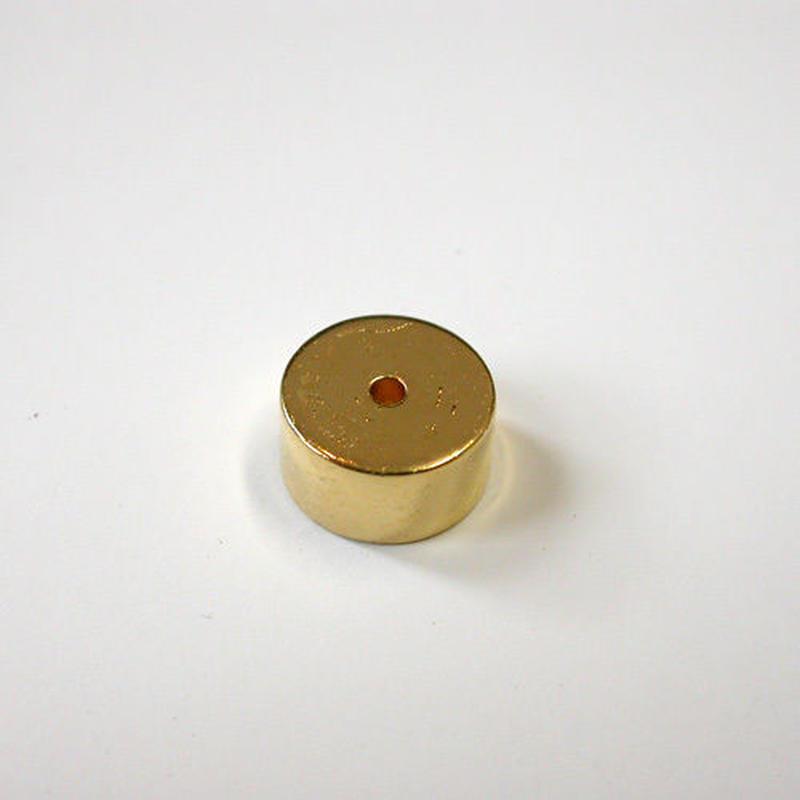 円柱形ビーズ(FJ266 ゴールド)