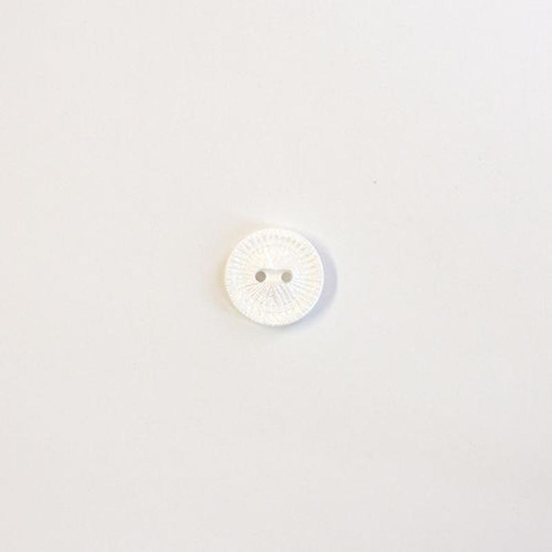 キザミボタン12mm(JB736495 パールホワイト)