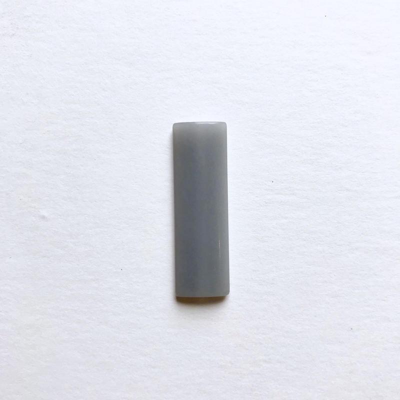 ジャパンヴィンテージ・ビーズパック(JVB015 グレー)【18個セット】