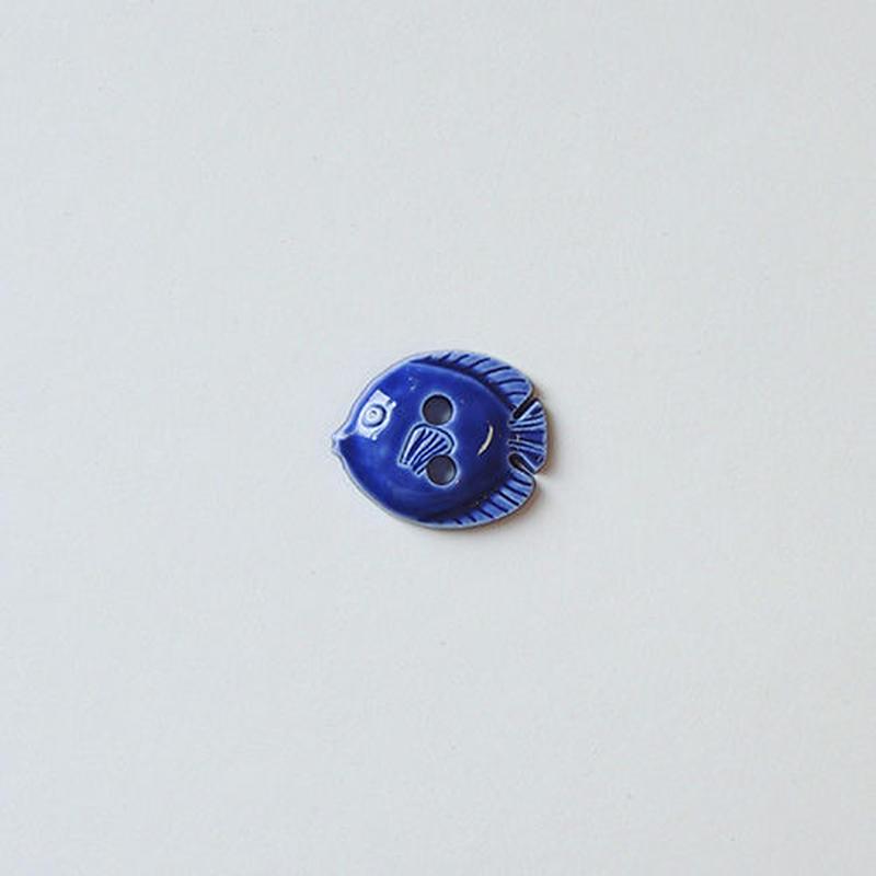 フィッシュボタン (JB736434 12mm ネイビー)