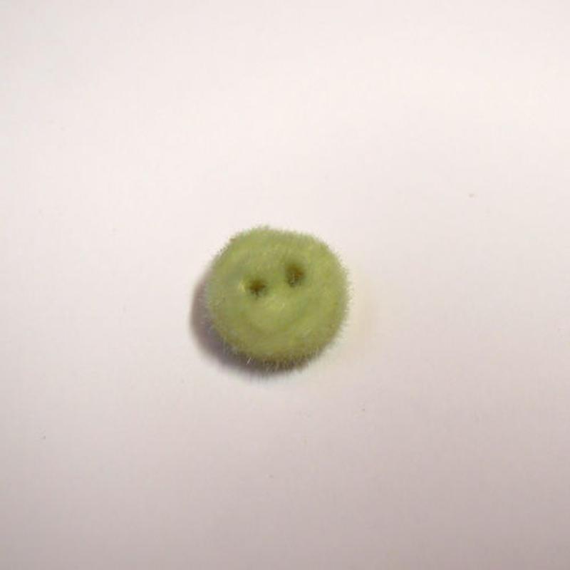 ライズボタン ラウンド(JB736459 グリーン)