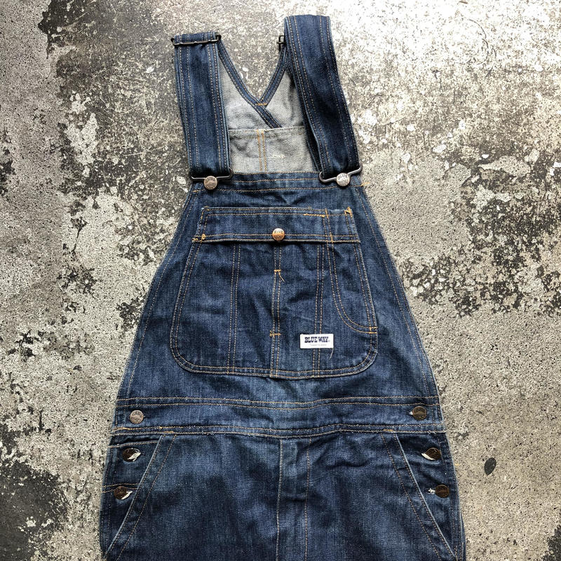 BLUE WAY OVERALL