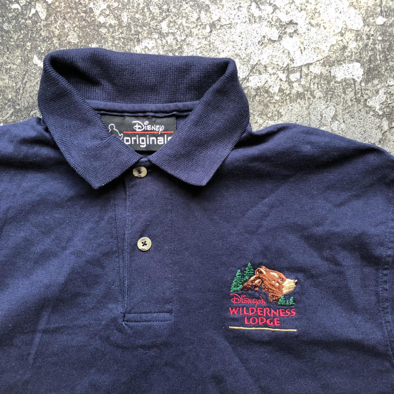 used DISNEY WILDERNESS LODGE  POLO SH