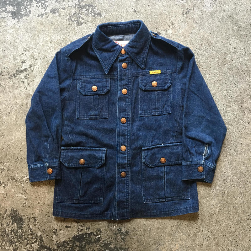 KIDS CANTON DENIM JKT