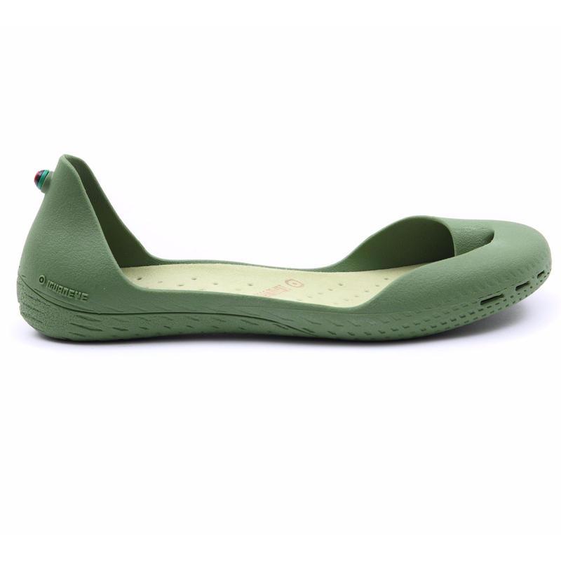 Cactus Green ボディ (Pale Green インソール)