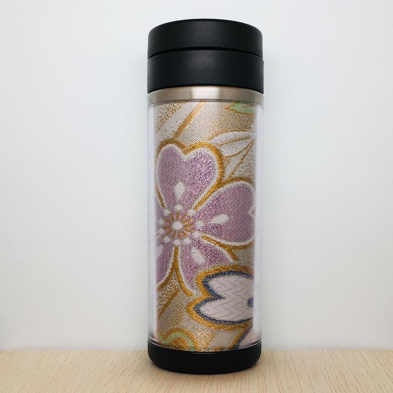 "Kimono Tumbler ""華 hana"" (hm-03)"