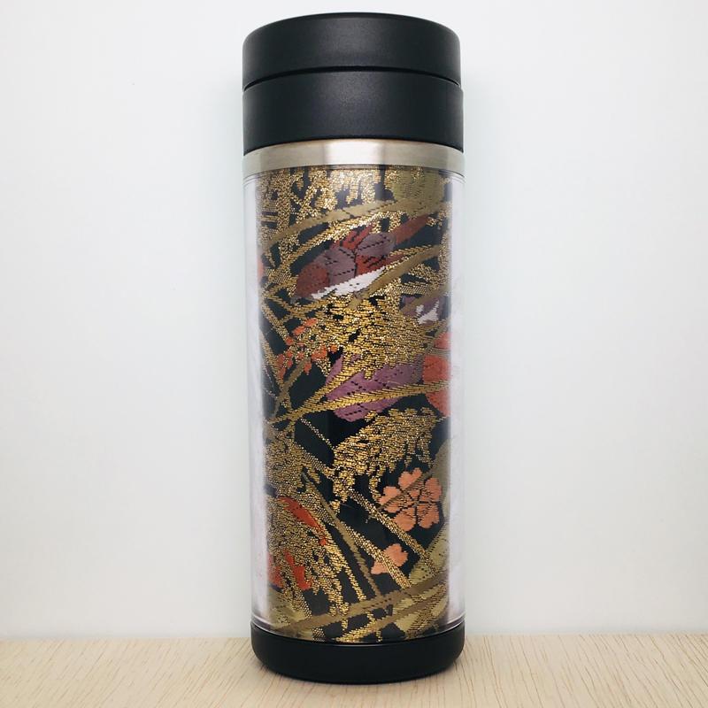 """Kimono Tumbler """"極 kiwami"""" (km-01) 桐箱付"""