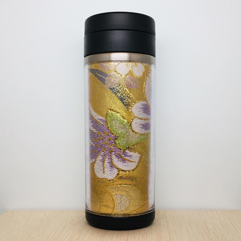 "Kimono Tumbler ""華 hana"" (hm-01)"