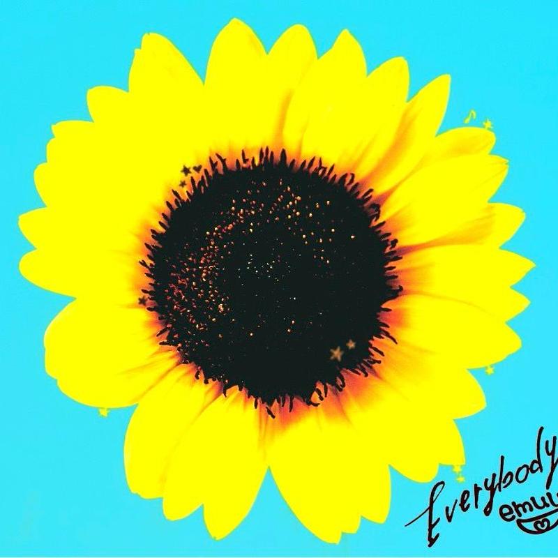 最終在庫出品★1st Full Album 「Everybody」 (9曲入り)  【ネット限定特典付き】