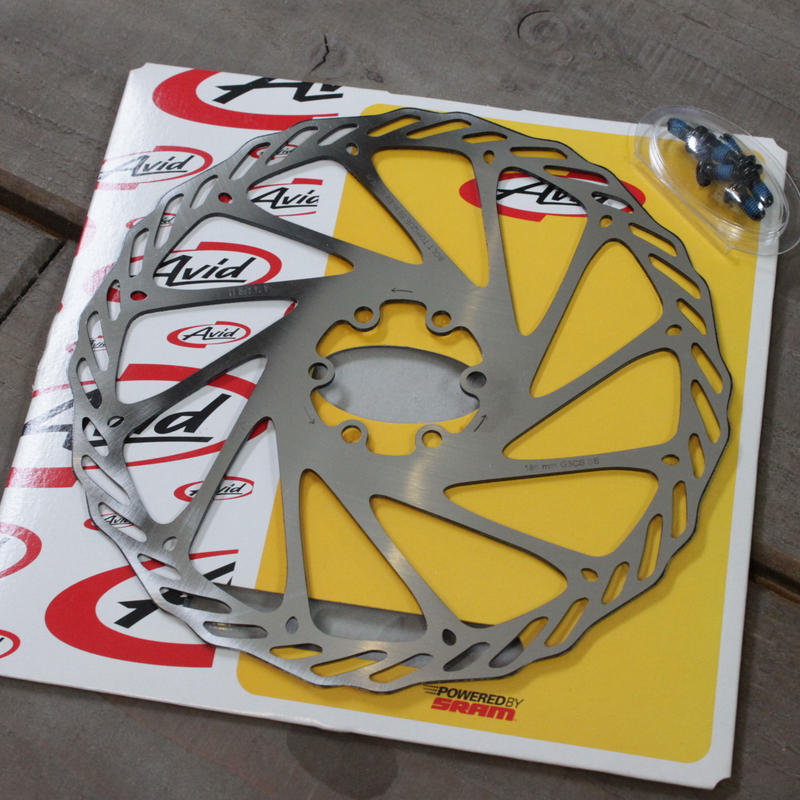 Avid ROTOR G3 CLEANSWEEP 185㎜