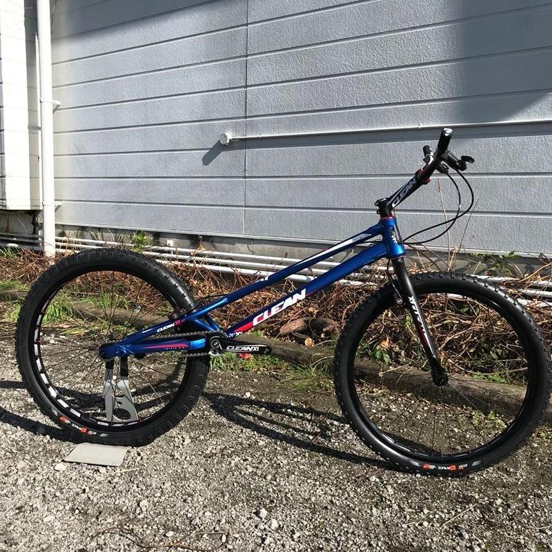 CLEAN(クリーン) TRIALS 2.0 X1 26in トライアルバイク