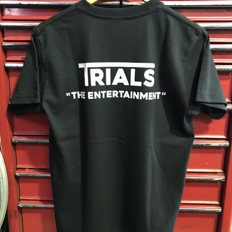 TRIALS T-shirt